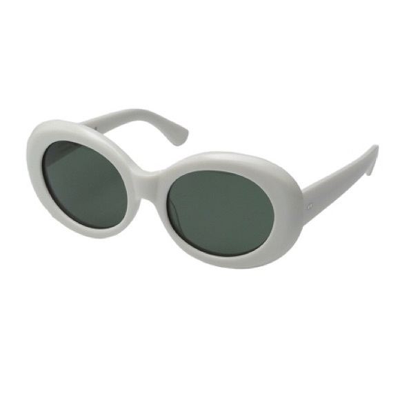 86c3be5869a RAEN Figurative Sunglasses (Peroxide)